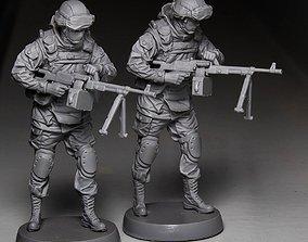 3D print model Soldier