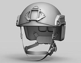 Ops Core FAST ballistic helmet 3D
