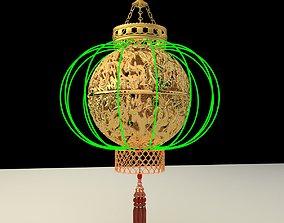 3D paper Chinese lantern