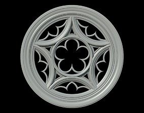 Gothic ornament 3D printable model
