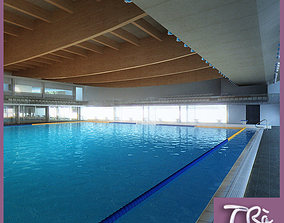 INDOOR POOL COMPLEX 3D