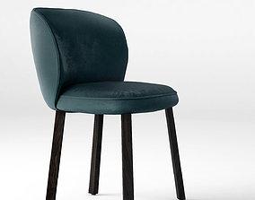 Jardan Stanford Chair 3D