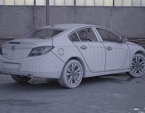 Opel Insignia Car 3D model