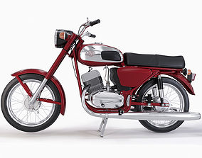 3D model Jawa 634 01
