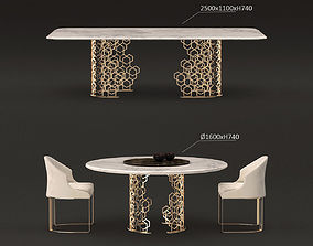 Longhi Manfred Table 3D
