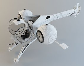 Oblivion bubble ship model