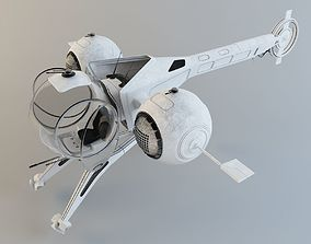 Oblivion bubble ship model