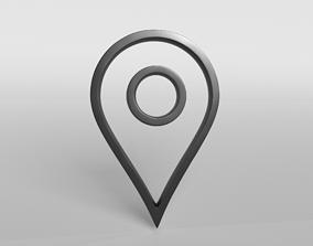 Map Tag v1 001 3D model