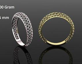 wedding Ring lightring 3D printable model