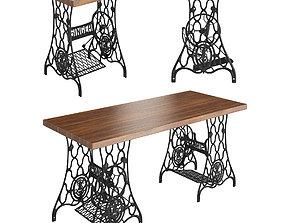 3D model SINGER Table