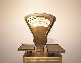 3D model Pita Vintage Balance Scale vintage