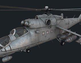 3D model Mi-35m