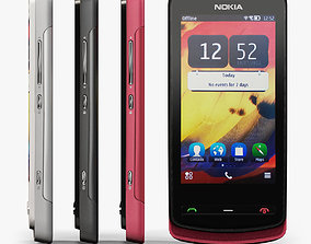 Nokia 700 3D asset realtime