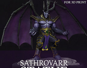 Sathrovarr Statue for 3D Print sathrovarr