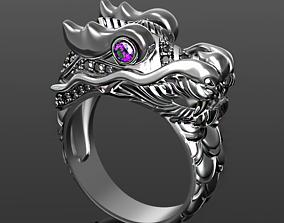 Naga Dragon 3D printable model