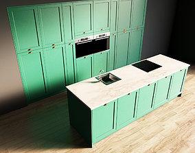 3D 86-Kitchen2 matte 8