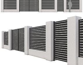 3D Fence 01