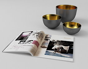 3D Bowls and Magazine - FREE