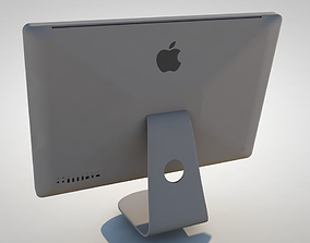 3D model Apple iMac imac screen