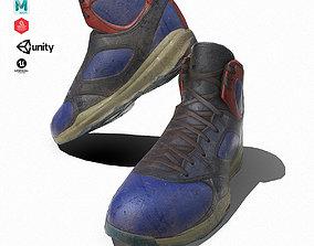 Sneaker Air Shoes 3D model