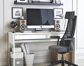 Office workplace 37 3D