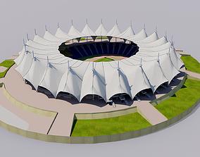 King Fahd International Stadium - Riyadh Saudi Arabia 3D