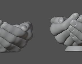 hand pot 3D print model