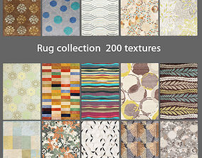 Rug collection 200 textures 3D