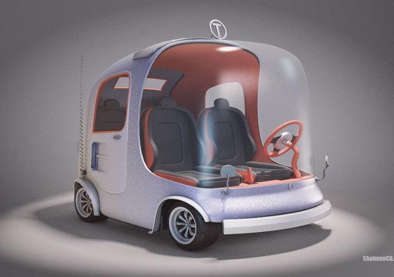 Cartoon Cars 2