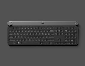 Logitech Craft - Keyboard 3D model