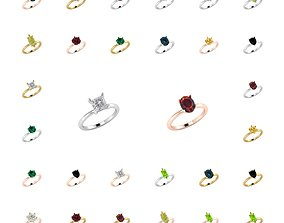Big ring batch 37x ring models simple and complex