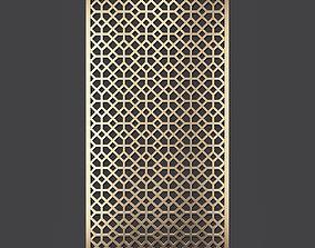 Decorative panel 281 3D model