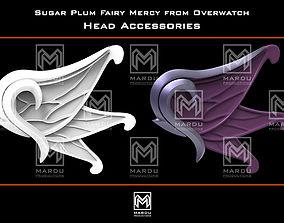 3D printable model Mercy Sugar Plum Fairy