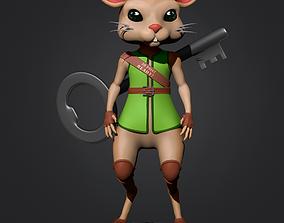 3D print model Hamster Seeker