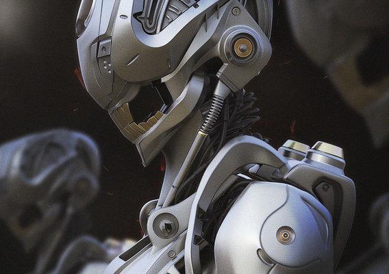 Bot Frame by Angela Rico