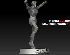 OFFER Rocky Balboa-Silvester Stallone For The Print 3D 1