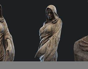 Lilith Statue 3D model