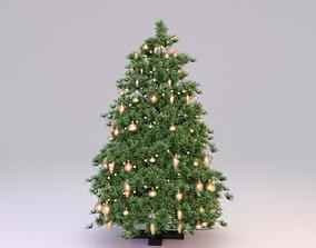 nature 3D Christmas tree