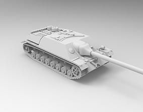 3D printable model Panzer 70
