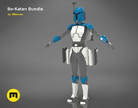 games 3D printable model BoKatan Bundle