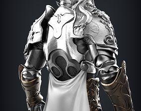 Warrior armor 3D