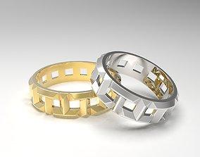 3D printable model T True Rings 4-1-2 to 8-1-2
