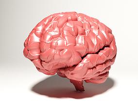 Brain for print