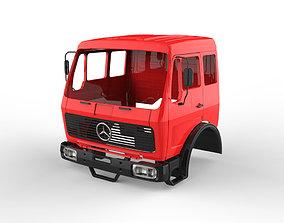 Mercedes Benz NG 1632 3D printable model