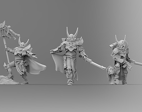 3D print model Legion Master - The Phoenician