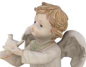 3D Angel christmas decoration