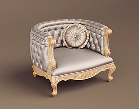 seat NAP-51 by Jumbo Collection 3D model