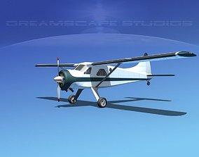 3D Dehaviland DH-2 Beaver SL10