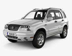 3D model Suzuki Grand Vitara 5-door 2006