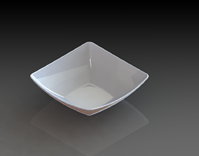 Kitchen Bowl 3D Printed